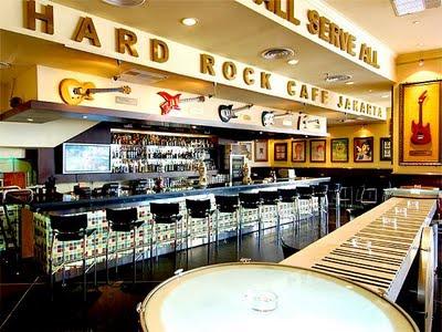Lowongan Kerja Hard Rock Cafe Jasa Boga Network